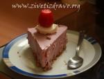 Cheesecake jagoda