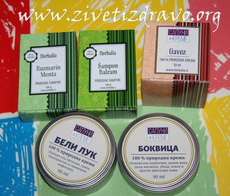 herbalia proizvodi