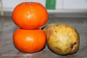 Kruska mandarina