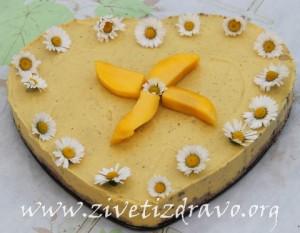 mango cheesecake 1