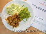 Špagete sa 3 vrste sosa
