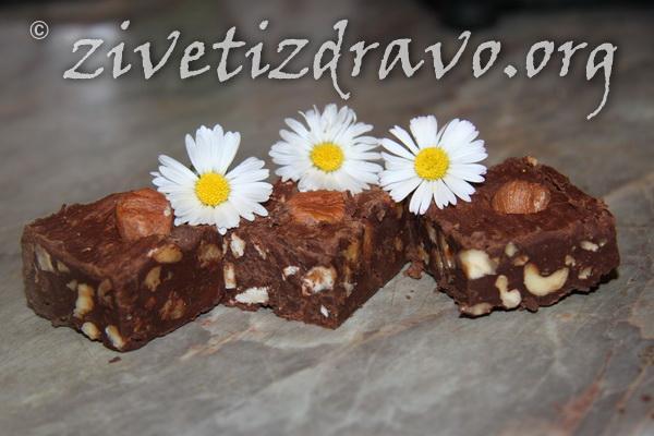 Cokolada sa lesnikom 1
