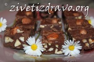 Cokolada sa lesnikom