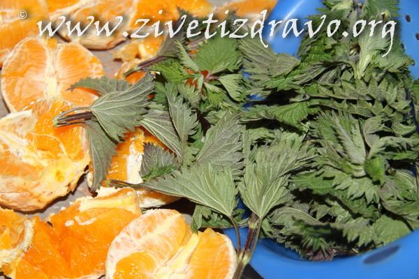 Kopriva i narandza