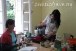 Priprema lanenog brašna