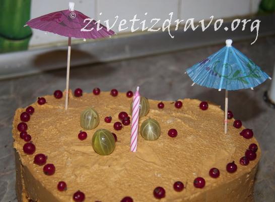 saldoled torta