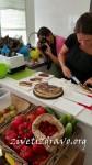 Torta se seče