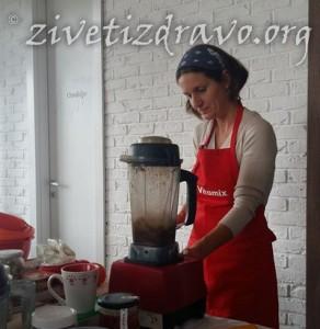 Priprema ekstrakta vanile