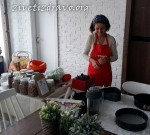 Priprema kalupa za torte